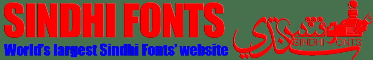 Sindhi Fonts